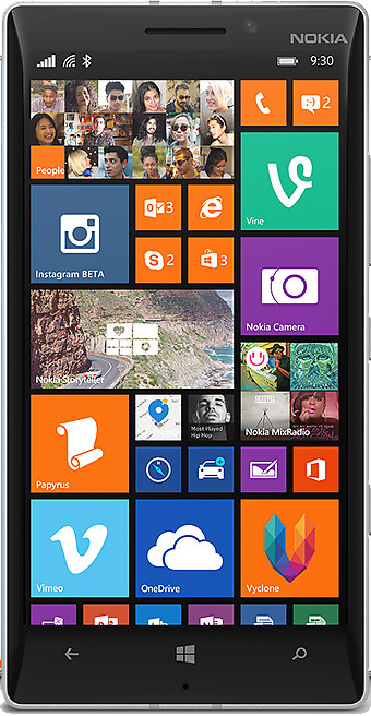 Lumia 930 specs vs iphone 6