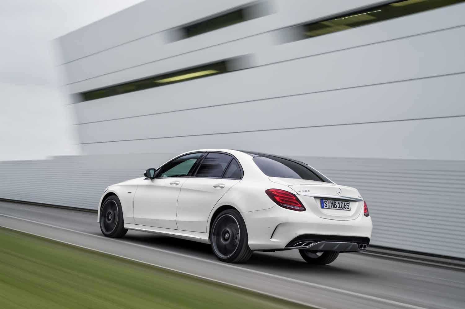 2016 mercedes benz c450 amg 4matic official specs pictures digital trends. Black Bedroom Furniture Sets. Home Design Ideas