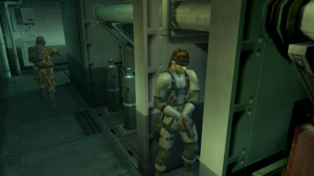 metal gear solid the legacy collection mgs2 enemy 01 ps3