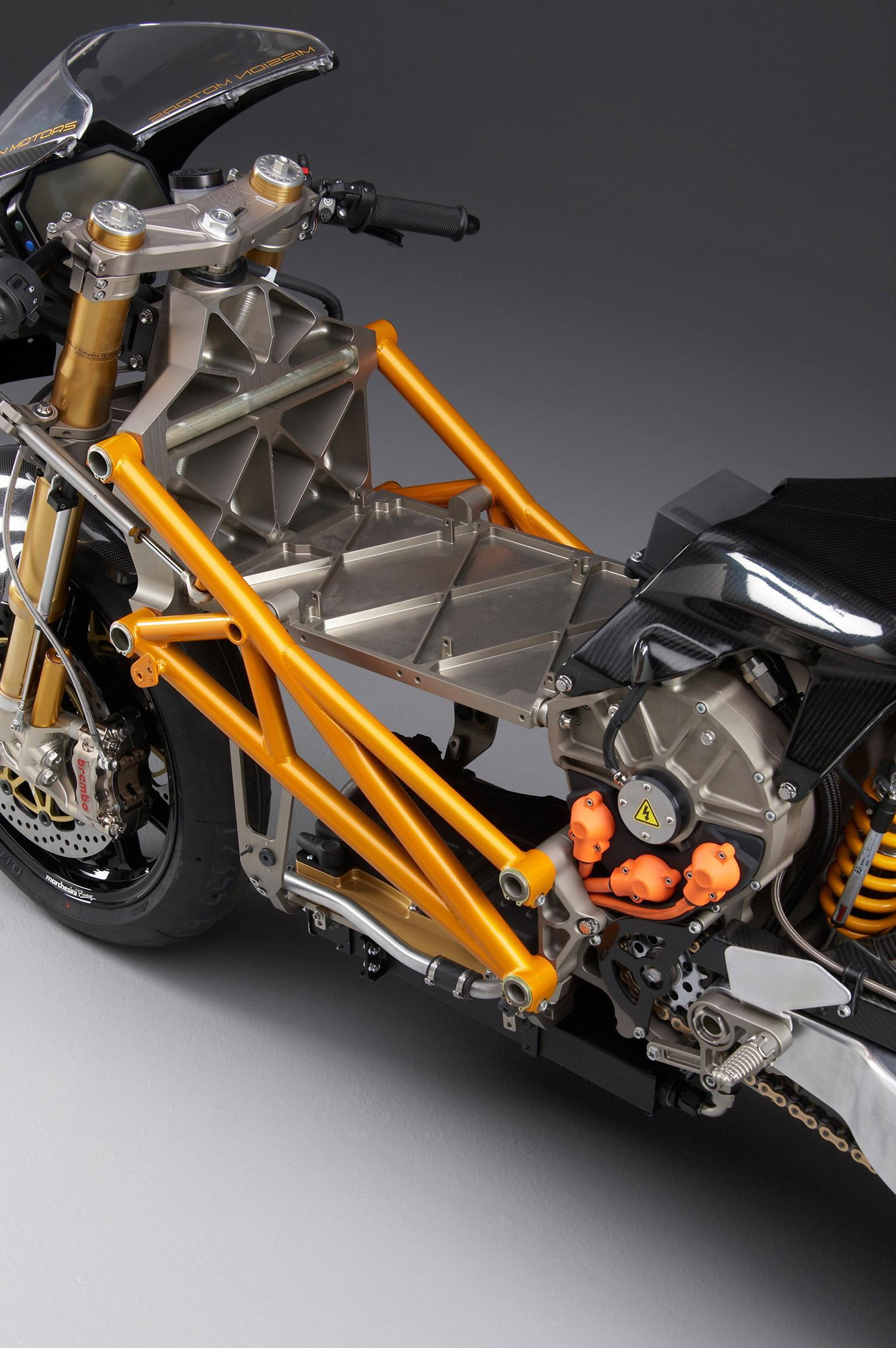 Mission's Hot New 160hp Electric Motorcycles