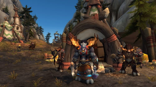Hold on to your butts! MMOs are coming back in a big way
