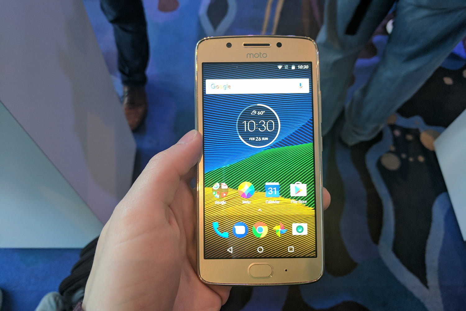 Everything You Need To Know About Motorola's 2017 Moto G5 Lineup