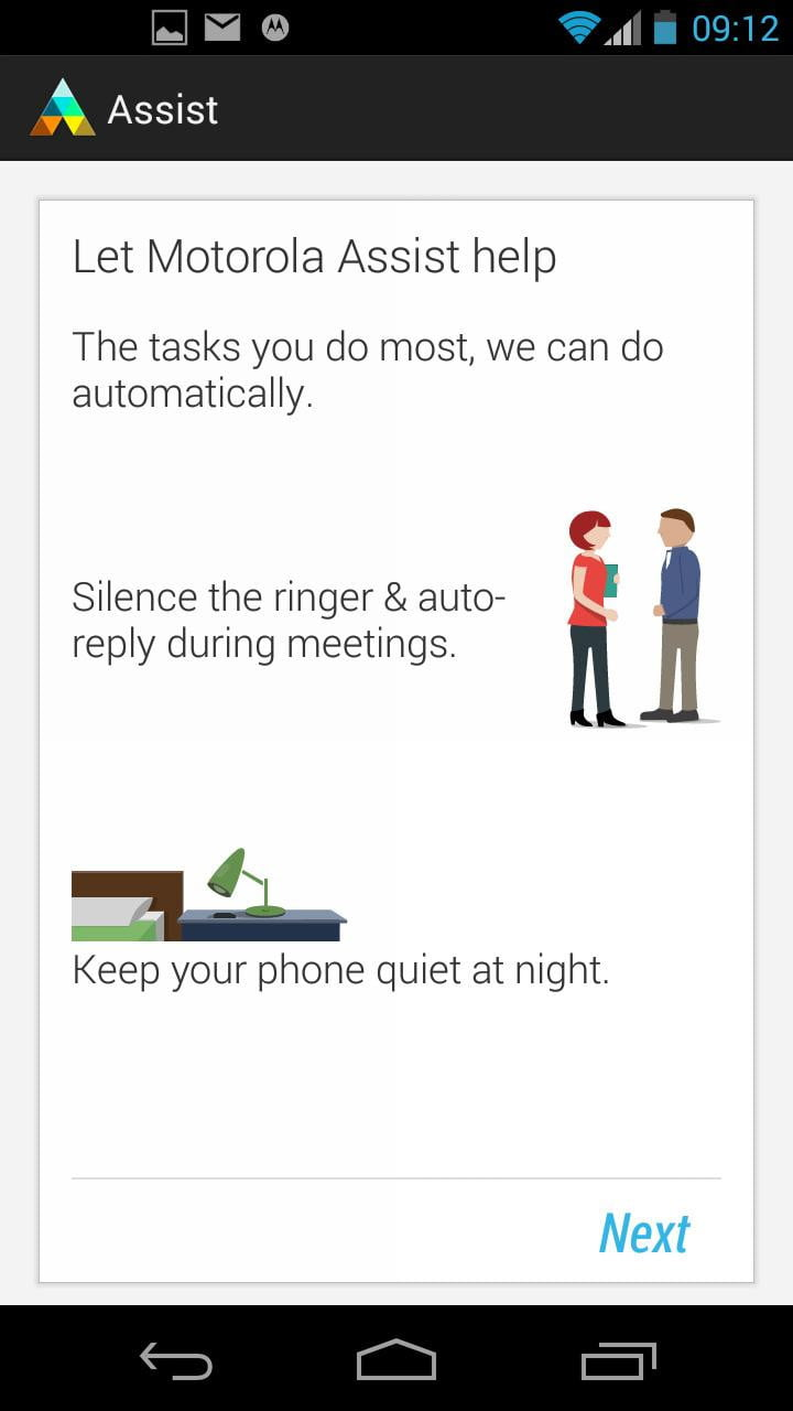 How To Automate Your Moto E