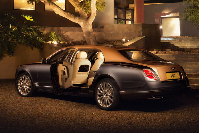 bentley engineering boss interview mulsanne extended whelbase  2