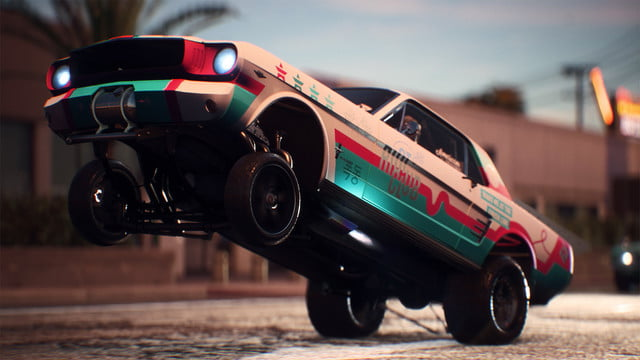 Need for Speed Payback review hydraulics
