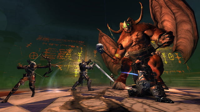best free xbox one games neverwinter g