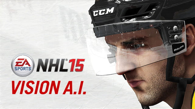 NHL 15 screenshot 9
