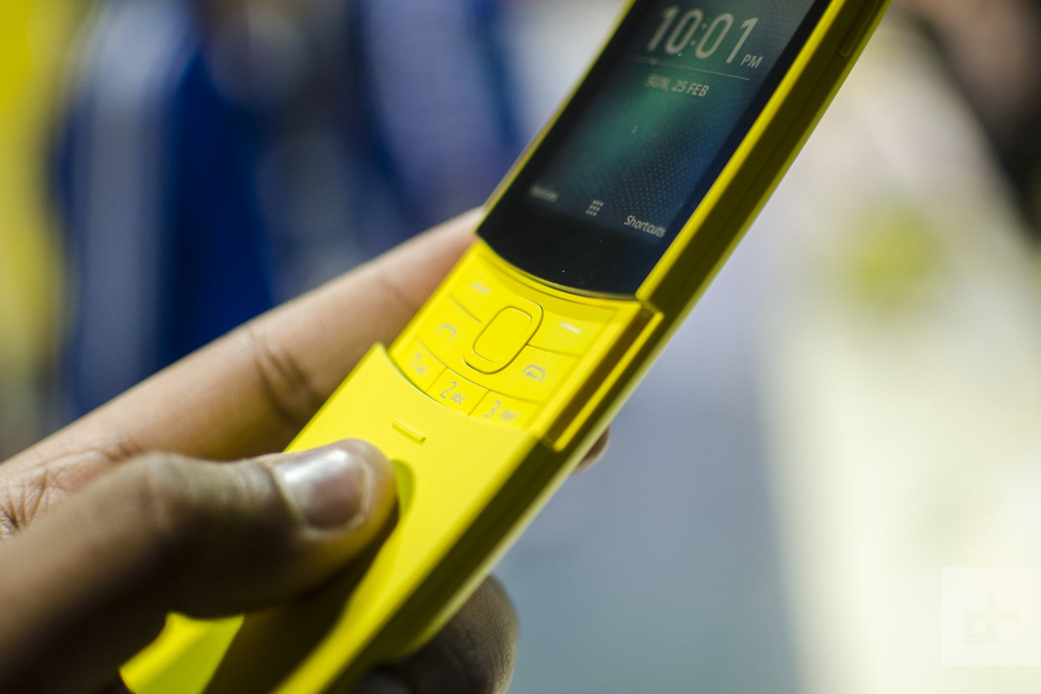 Nokia 8110 4g Hands On Review Digital Trends Circuit Diagram Book