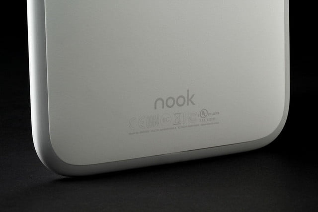 NOOK Glow bottom back angle
