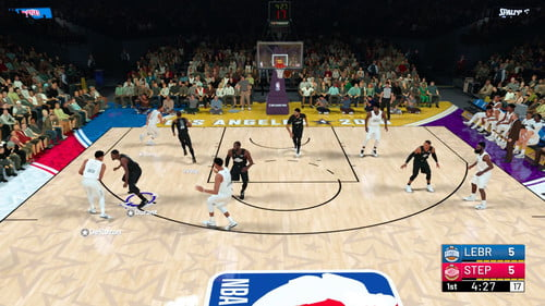 Develop a Suffocating Defense With Our 'NBA 2K19' Defense