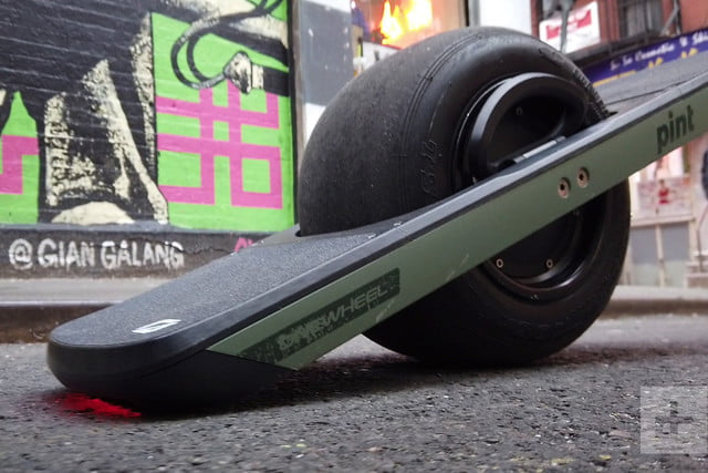 Onewheel Pint Review Hands On 3