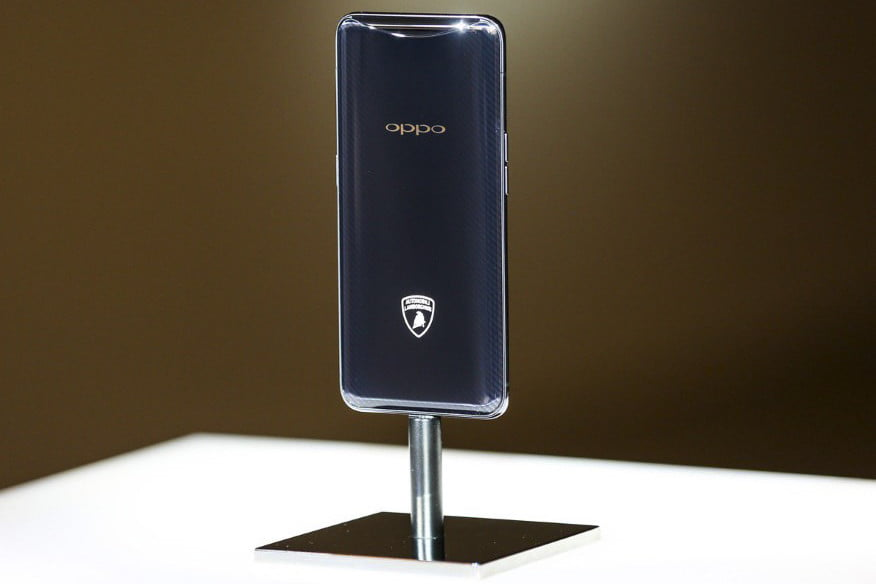 Oppo's Super VOOC Charging is as Fast and Exciting as a Lamborghini