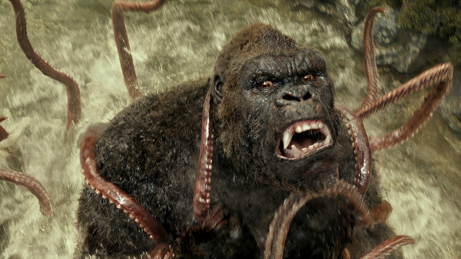 Behind the Oscar-Nominated Visual Effects in 'Kong: Skull ...