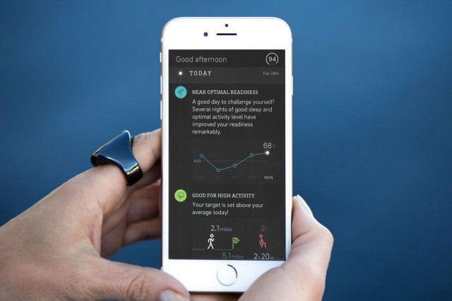 oura sleep tracking ring kickstarter news 0 withapp