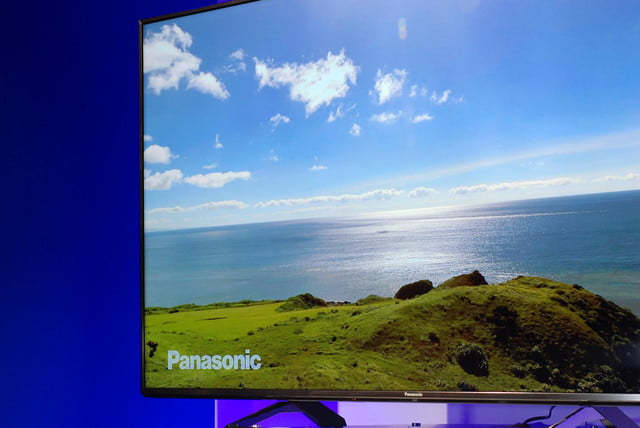 panasonic cx850 4k uhd tv at ces 2015 video 1