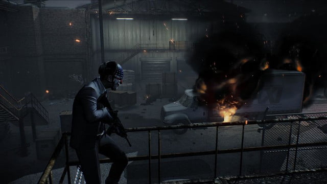 PayDay 2 review | Digital Trends