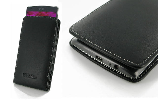 PDair Leather Pouch Case