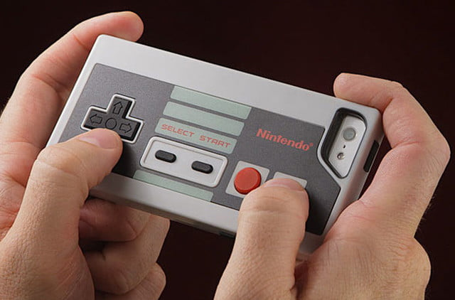 best iphone 5 cases pdp nintendo nes controller case 2