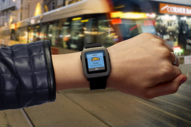 Pebble Time Smartwatch Deal: $100 Off Regular Amazon Price ...
