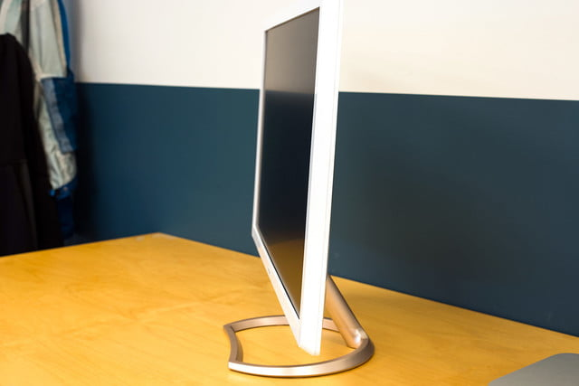 philips 276e6 lcd monitor side