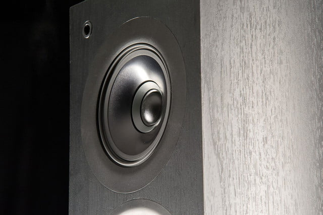 Pioneer Atmos tower front dual driver