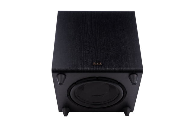 pioneer dolby atmos receivers and speakers elite sw e10 subwoofer bottom press image