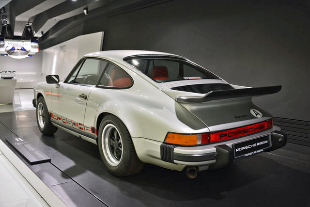 1974 911 Turbo (No. 1)