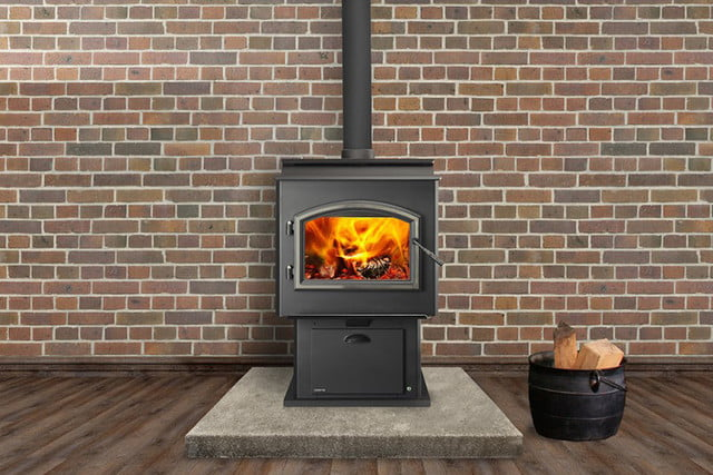 quadra fire introduces a thermostat controlled wood stove adventure series 003