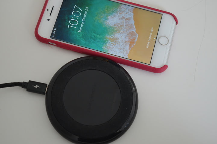 iphone 8 wireless charging pads review ravpower 2