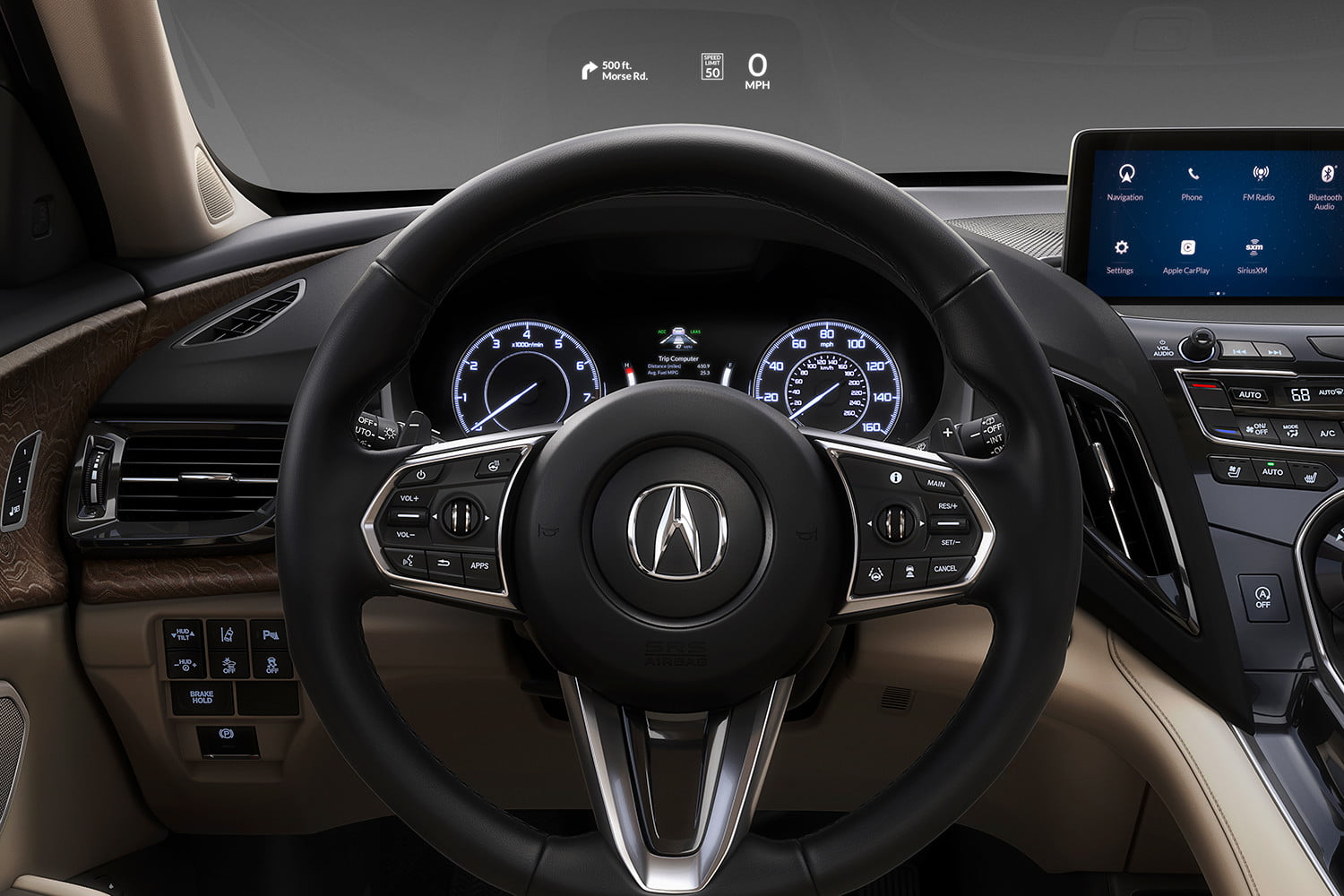 Acura True Touchpad Infotainment System Review Digital Trends