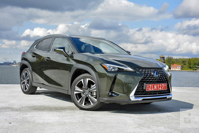 2019 Lexus Ux First Drive Review Driving Impressions Specs