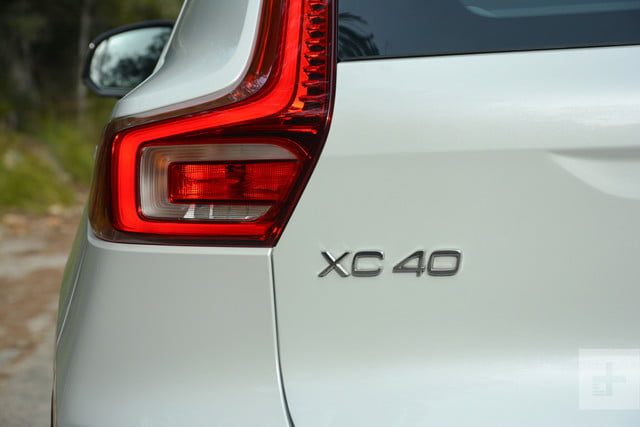 2019 Volvo XC40 first drive review model