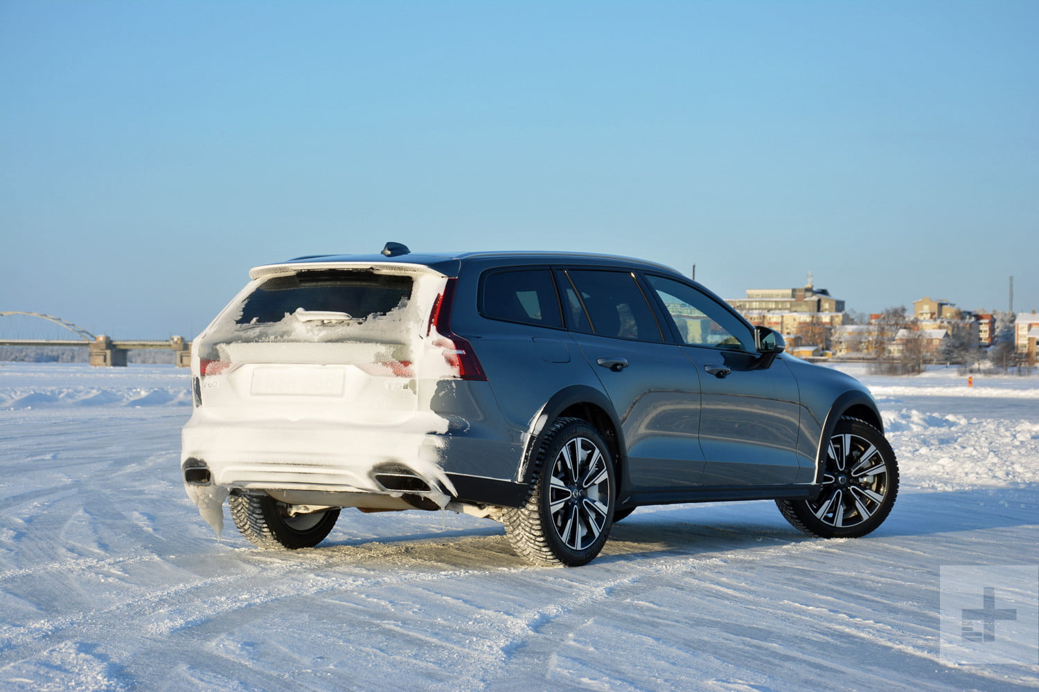 2020 volvo v60 cross country first drive  the do