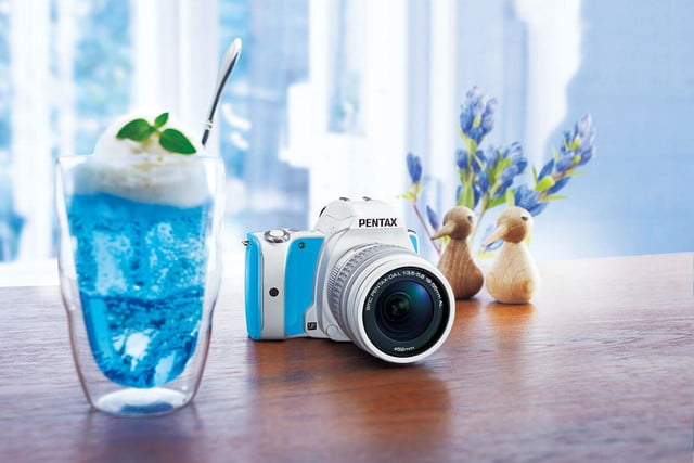 ricoh adds sweet touch dslrs candy colored pentax k s1 ks1 3