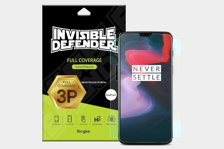 best oneplus 6 screen protectors ringke