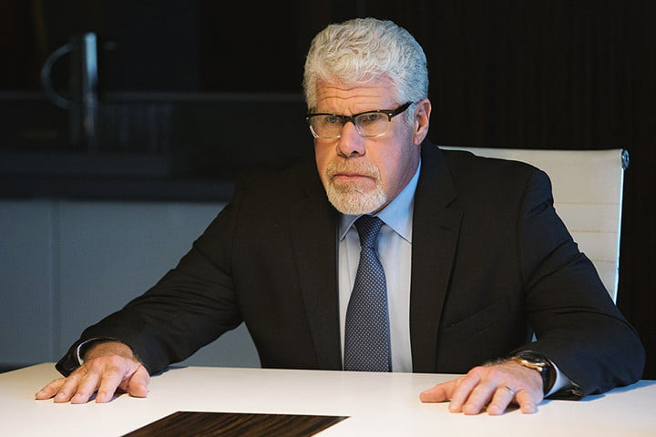 joining the cast Ron Perlman