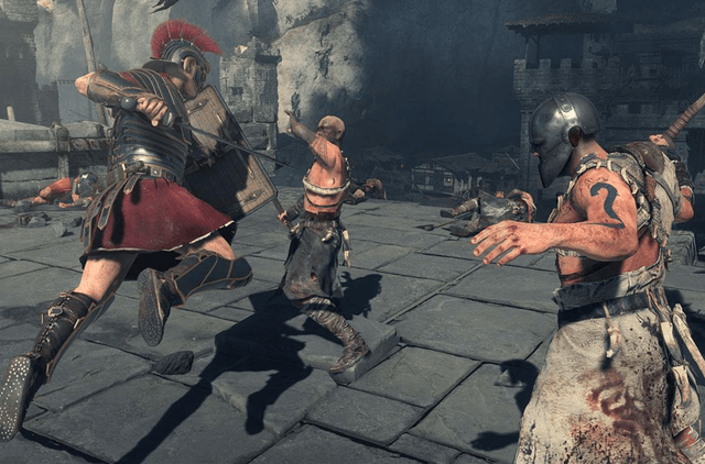 Digital Trends 2013 game year nominees ryse  son of rome nominee