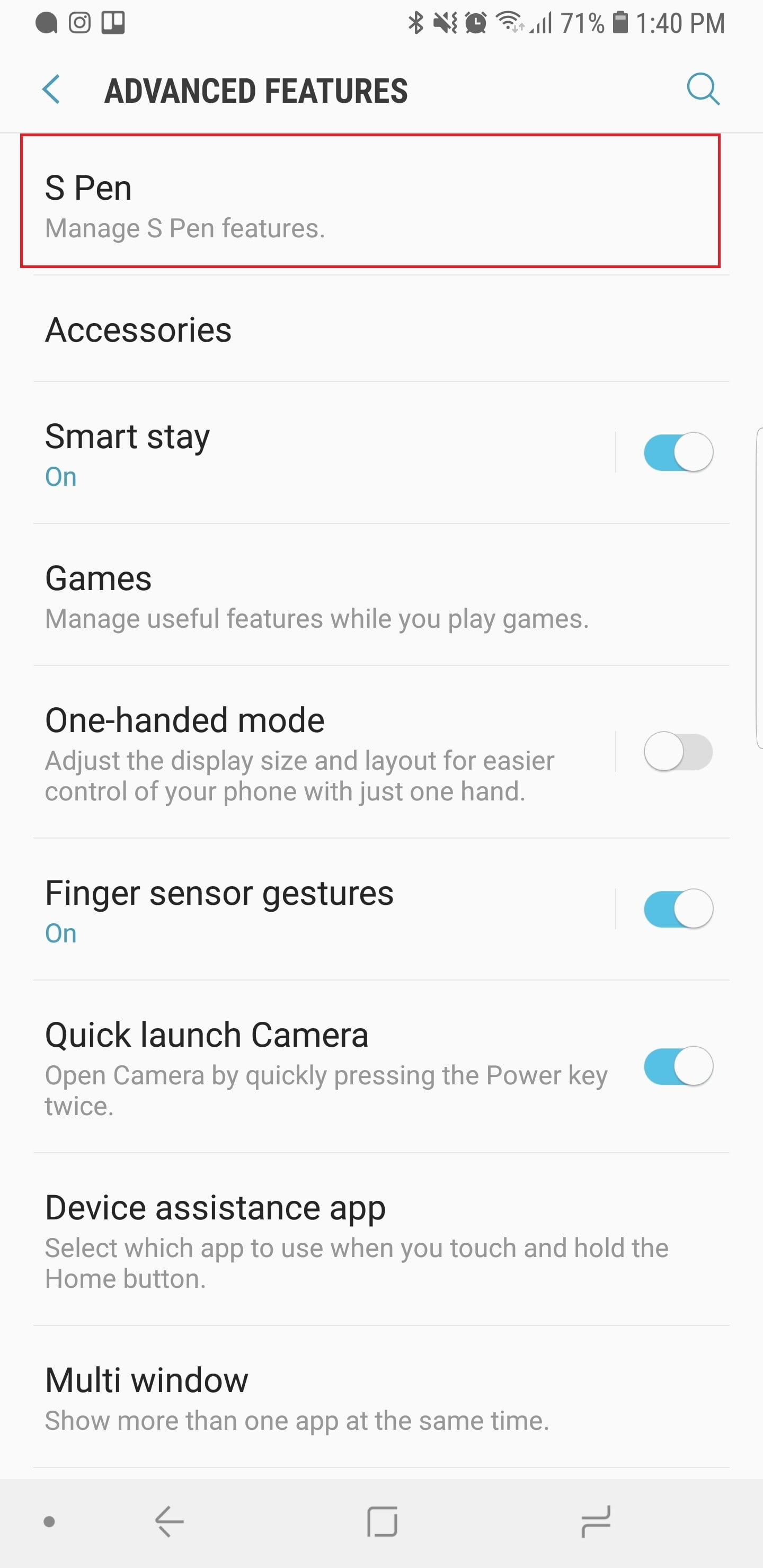 10 Settings You Need To Change On Your Samsung Galaxy Note 9