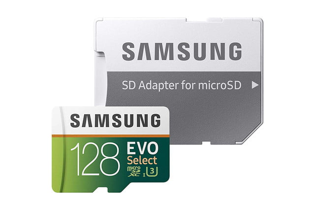 amazon drops prices for samsung micro sd evo select memory cards 100mbs 128 2