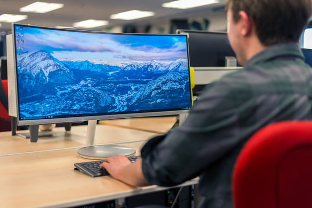 The best ultra-wide monitor you can buy | Digital Trends