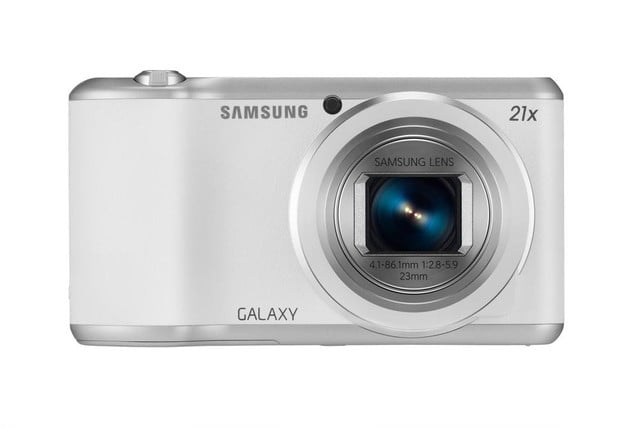Samsung Galaxy Camera 2 Front