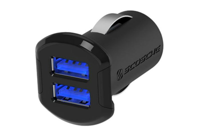 best iphone car chargers scosche