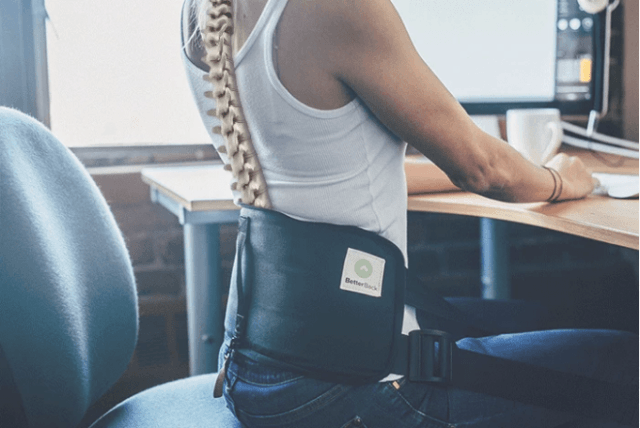This Ingenious Device Makes It Impossible To Slouch In