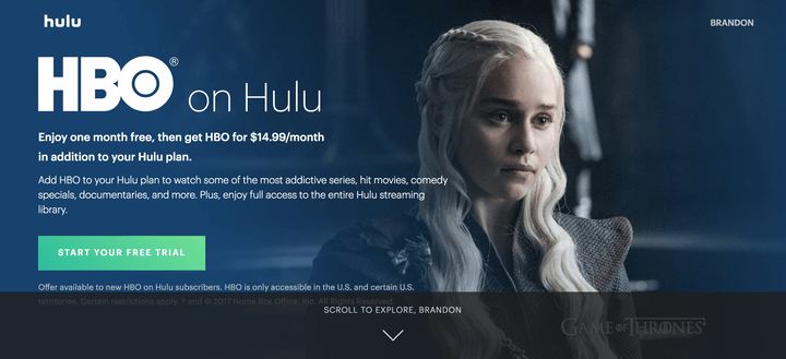 watch game of thrones online free link