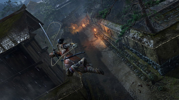 sekiro shadows die twice rope