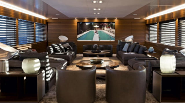 luxury yachts the worlds best super silver fast 6