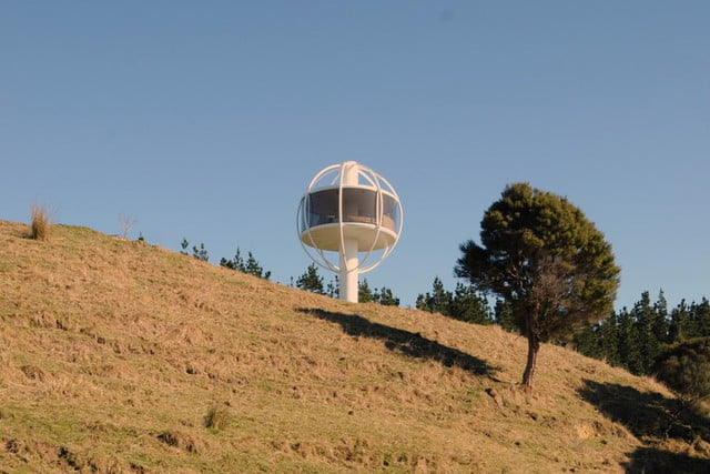 skysphere is a voice controlled man cave 33 feet in the air 6138
