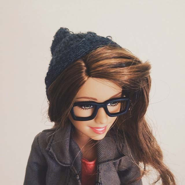 portlands hipster barbie is just too cool socalitybarbie 4