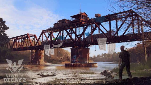 state of decay setting gameplay release date sod2 concept 1