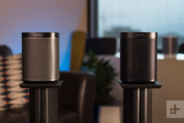 Sonos One review both